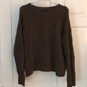 Forever 21 Chunky Sweater
